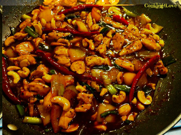 Thai Cashew Chicken Take 2 Cooking For Love
