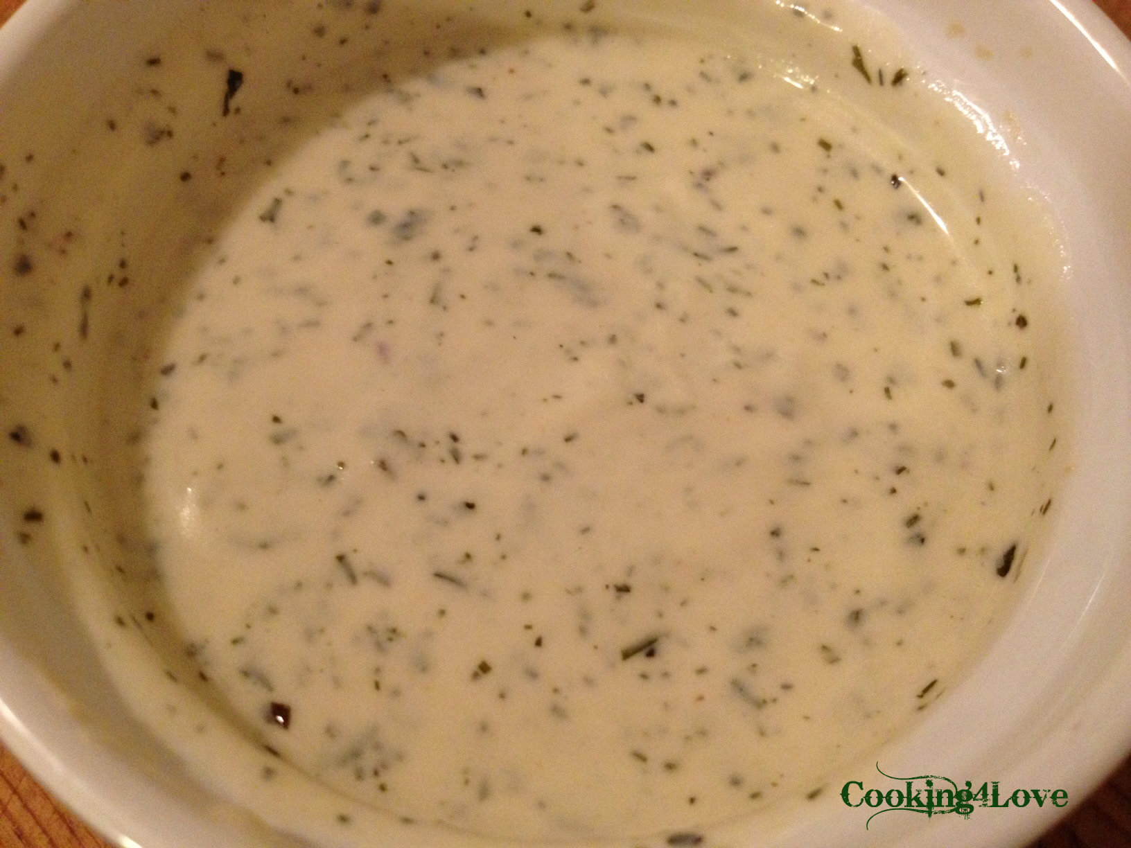Mustard Cream Sauce | Cooking For Love