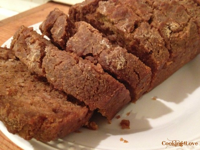 Guinness Molasses Bread